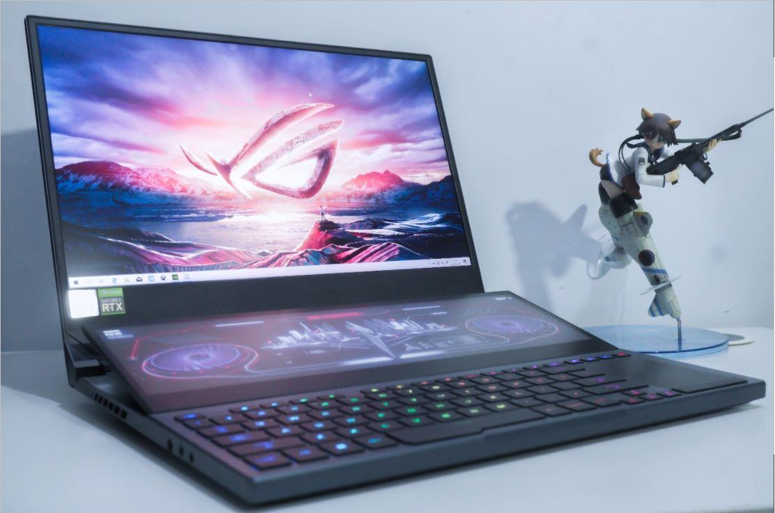 Review Asus ROG Zephyrus Duo 15 GX550: Idaman Gamer dan Kreator Konten Profesional