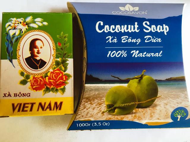 Xà Bông Cô Ba Việt Nam - Xà Bông Cocosavon Việt Nam