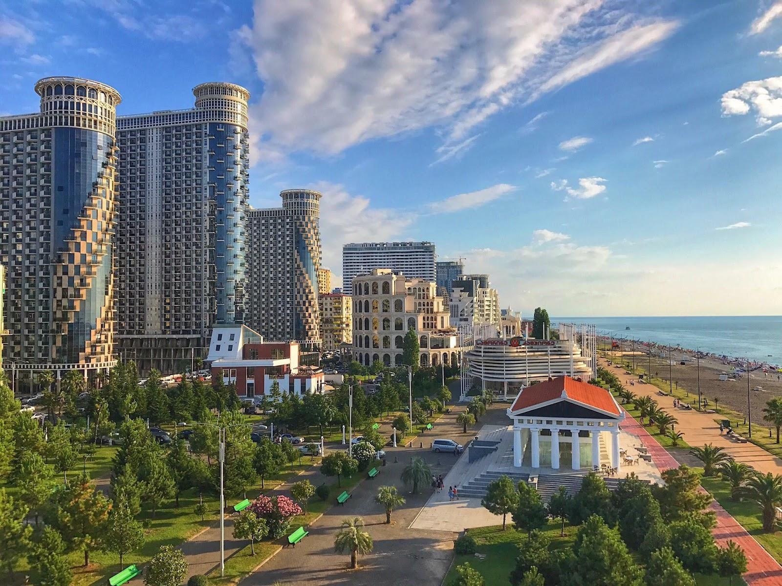 Batumi | Cidade da Geórgia