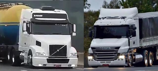 Entenda porquê a Volvo e a Scania aposentaram os bicudos no Brasil