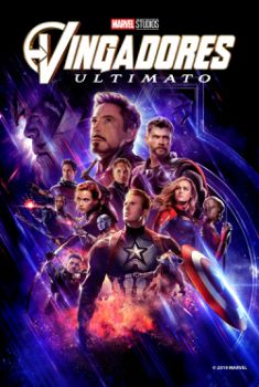 Vingadores: Ultimato Torrent – BluRay 720p/1080p/4K Dual Áudio<