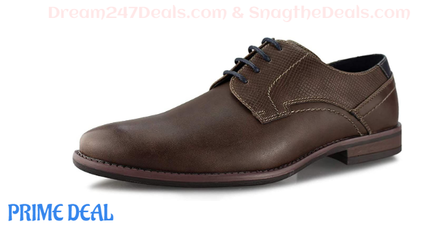 Men's Casual Classic Lace Up Oxfords Dress Shoes 50%OFF