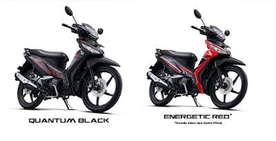 Harga dan Spesifikasi Honda Supra X 125 FI 2018