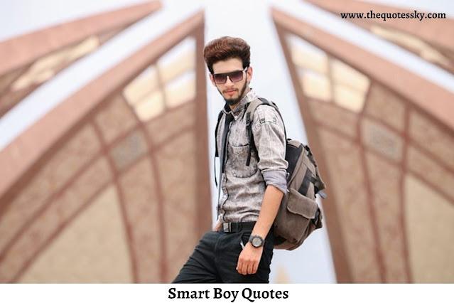 75+ Smart Boy Quotes, Status & Captions For Instagram [ 2021 ]