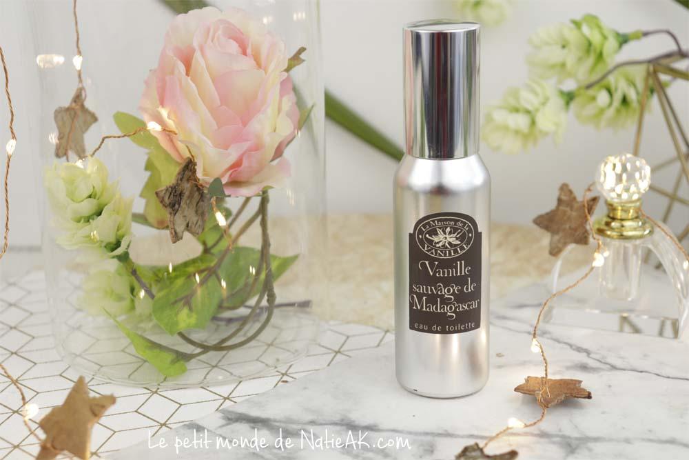 parfum la maison de la vanille pas cher