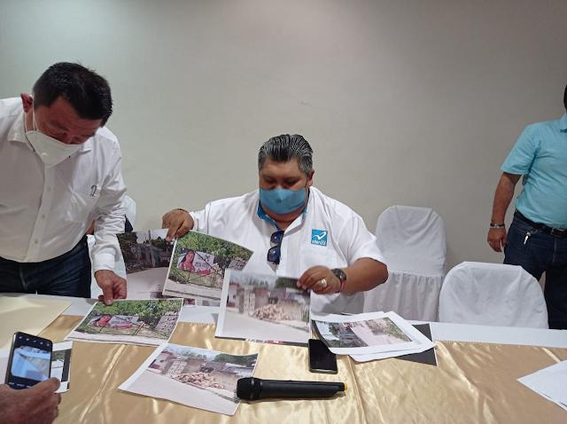 Nueva Alianza Yucatán denuncia anomalías en el municipio de Tixméhuac