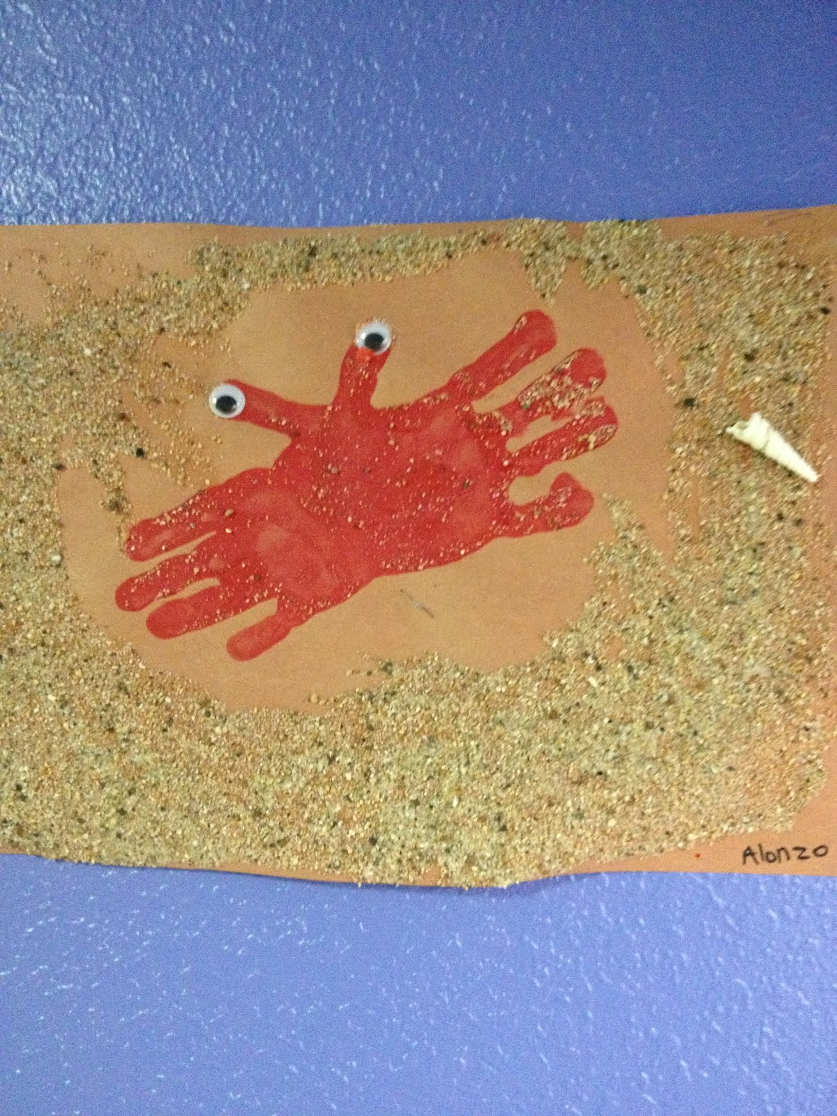 Mothering With Creativity A House For Hermit Crab By Eric Carle Amp Themed Craft