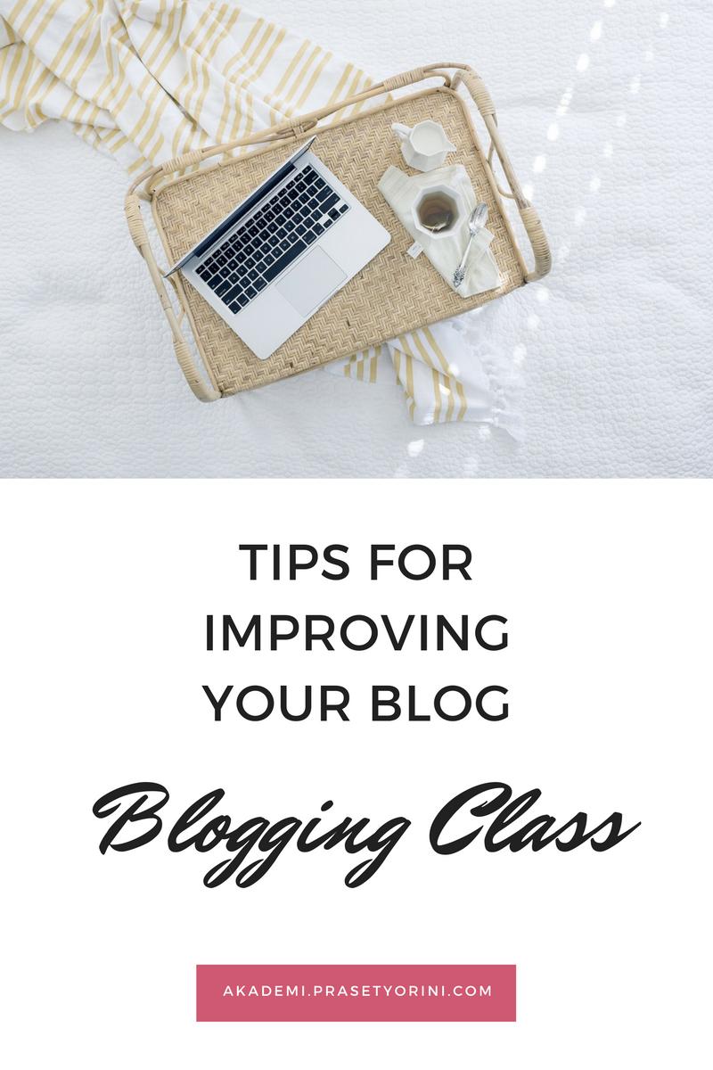 Blogging Class Surabaya