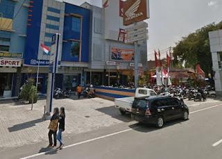 Lokasi ATM BRI Setor Tunai CAKRANEGARA