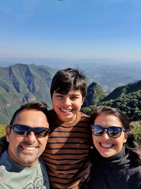 Mirante Serra Parque - Cânion da Ronda