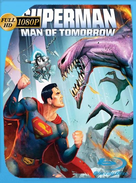 Superman: Hombre del Mañana (Superman Man of Tomorrow) (2020) HD [1080p] Latino [GoogleDrive] SilvestreHD