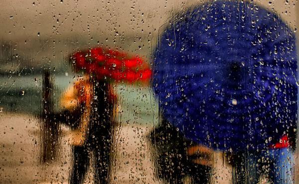 ảnh mưa buồn những ngày cuối mùa Hạ