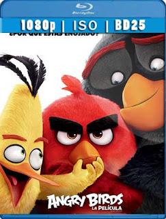 Angry Birds, La Película 2016 BD25 [1080p] Latino [GoogleDrive] SilvestreHD