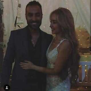 صور خطوبة أحمد فهمى وهنا الزاهد اليوم الخميس