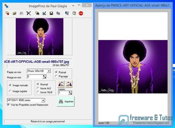 ImagePrinz : pour imprimer ses photos sans prise de tête