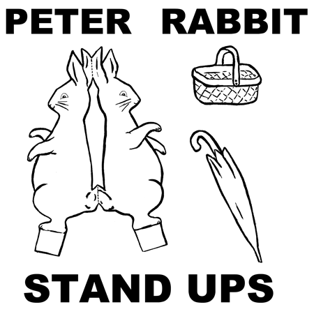 Hand Me Down Mom Genes: Spring 7: Peter Rabbit