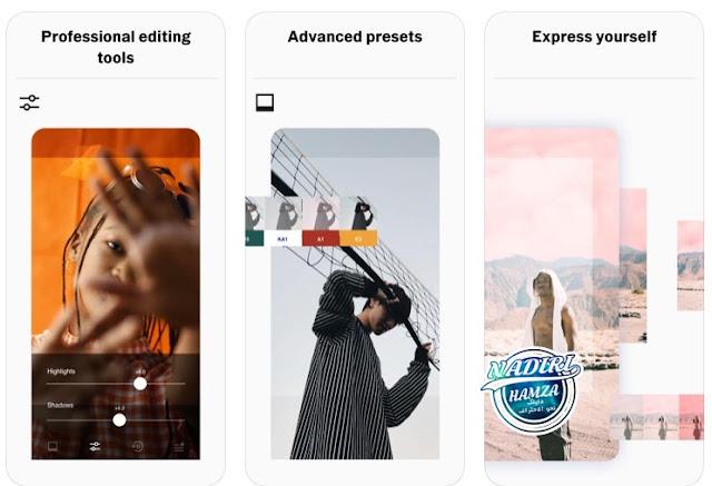 اسهل تطبيق لتعديل الصور