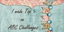 Top 5 at The ABC Challenge blog!!