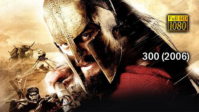 Los 300 Espartanos (2006) BDRip 1080p Español Latino-Castellano-Inglés