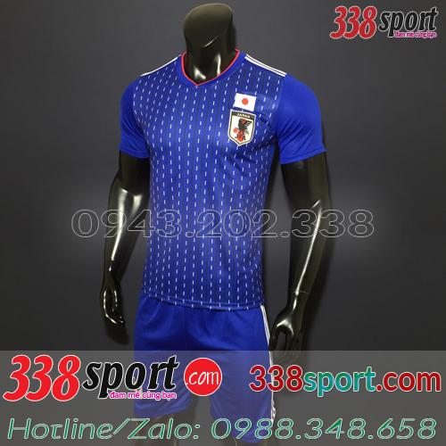 Áo bóng đá đội tuyển Nhật