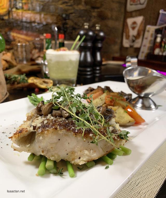 Panko Crusted Cod Fish - RM54