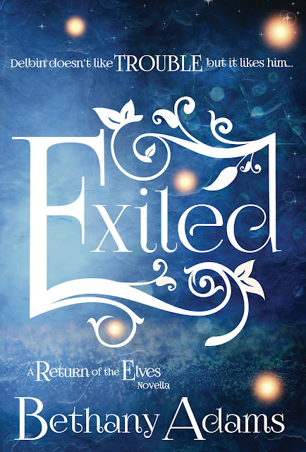Exiled by Bethany Adams – Release Day Blitz
