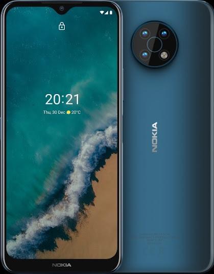مواصفات وسعر هاتف نوكيا جي50 بالتفصيل 2022