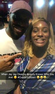 Jay Jay Okocha & Dj Cuppy