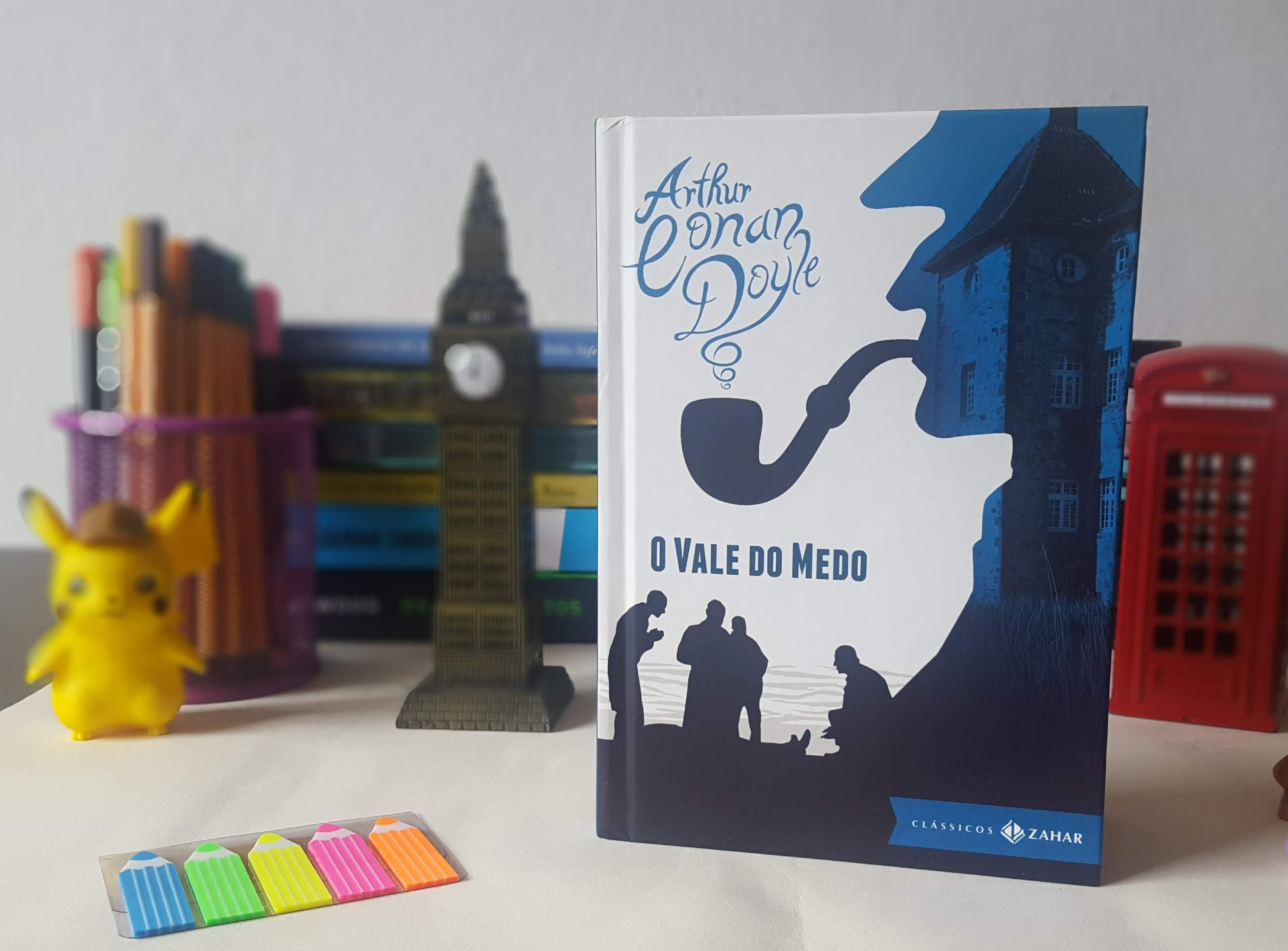 Sherlock Holmes - O vale do medo | Conan Doyle