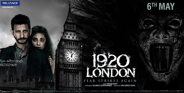 1920 London Hindi Movie Trailer 2016 | Sharman Joshi | Meera Chopra