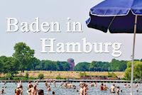Baden in Hamburg, Hamburg Badestellen, Hamburg Badeseen