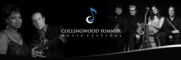 Collingwood Summer Music Festival Announces Schedule