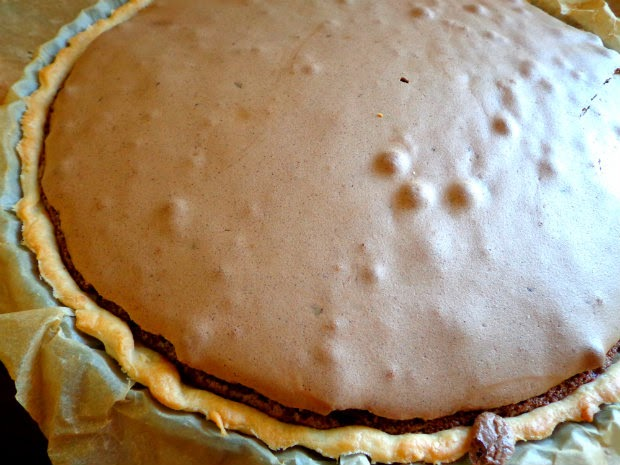 Allow pie to cool to room temperature