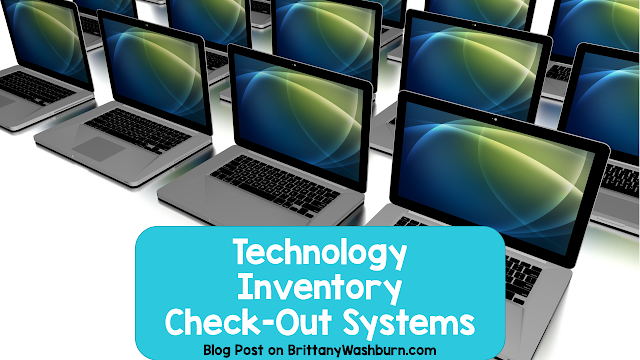 Technology Inventory Check-Out Systems