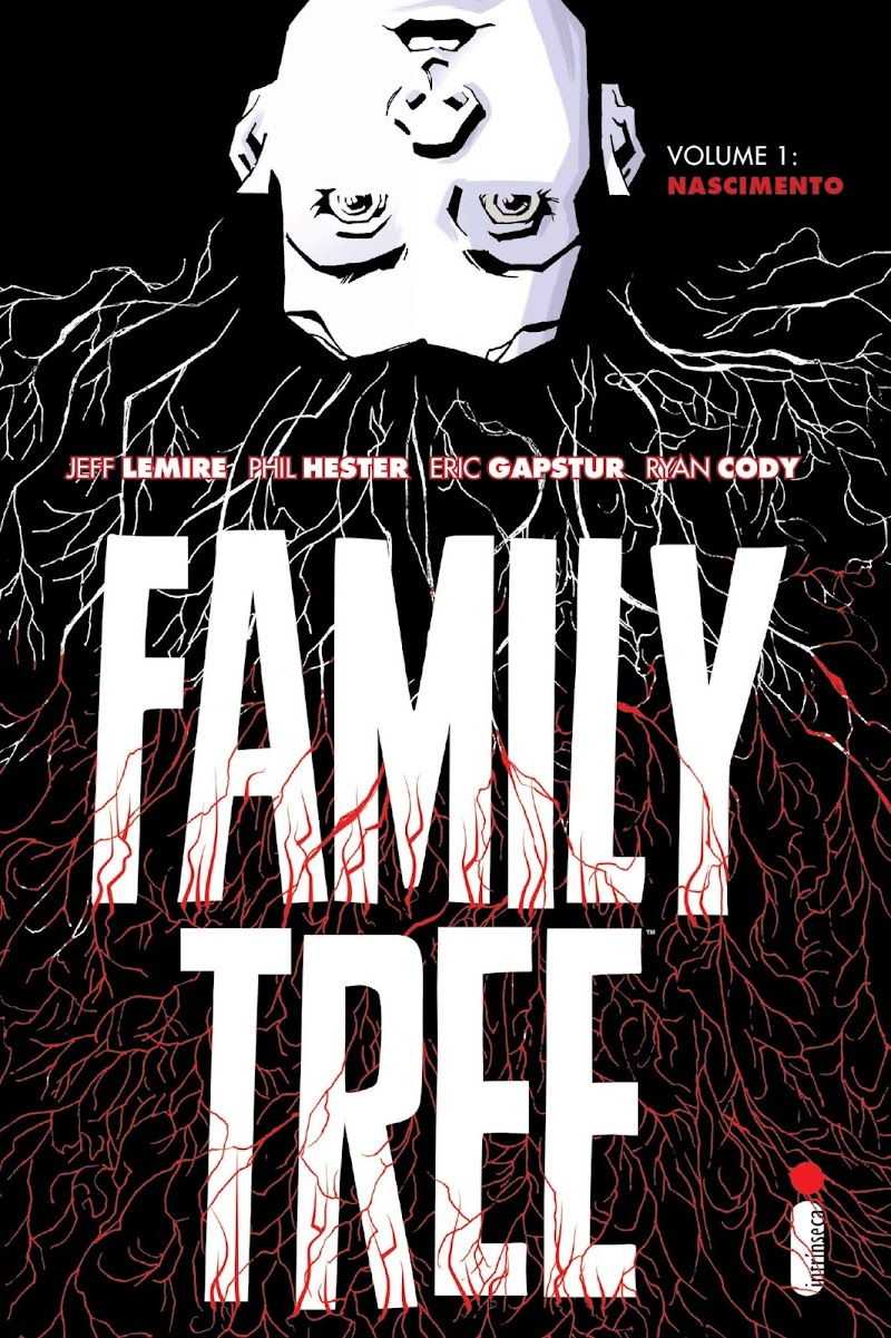 Hora de Ler: Family Tree - Jeff Lemire