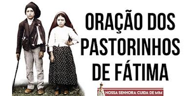 imagem dos Pastorinhos de Fátima