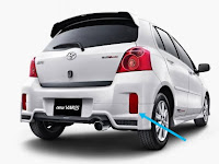 Harga Dan Fisik : Reflektor Belakang Kanan Toyota New Yaris (2012)