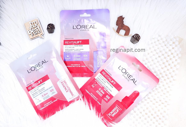 loreal pro youth mask