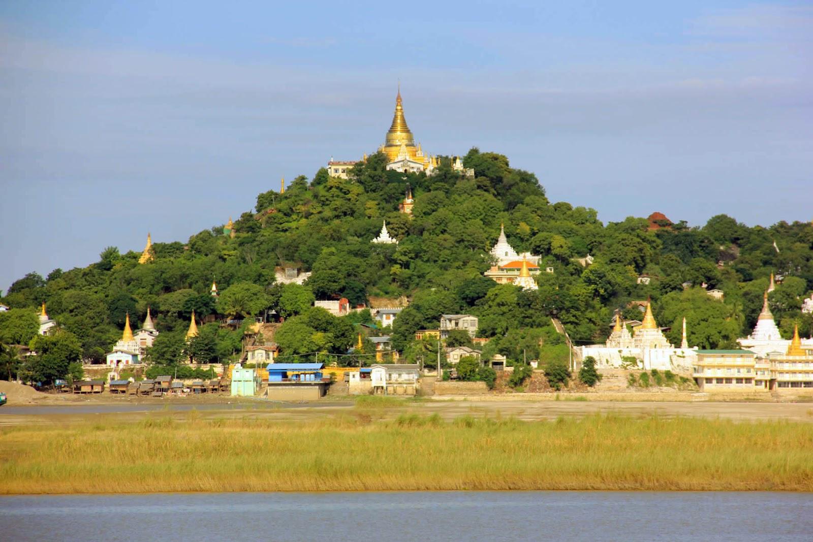 Sagaing - Myanmar