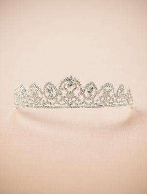 Gurkhan Crystal Bridal Tiara
