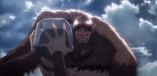 10. Shingeki No Kyojin Season 3