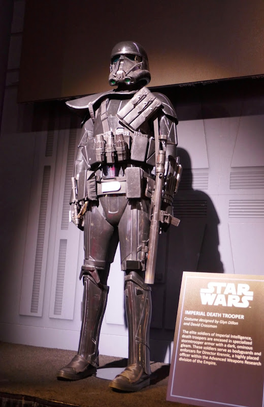 Rogue One Star Wars Death Trooper costume