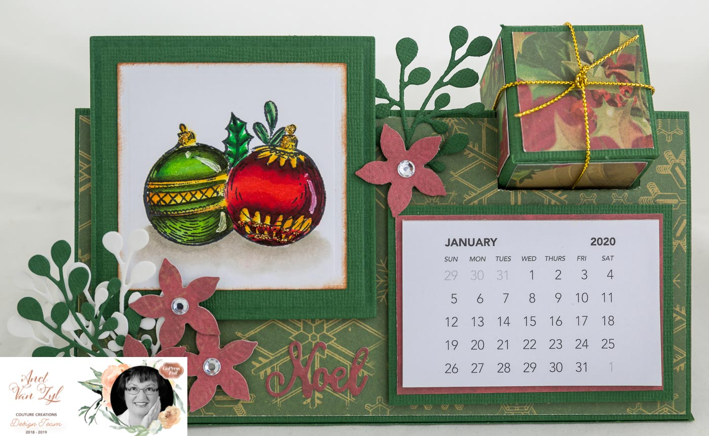 Couture Creations Calendar Tabs 2020에 대한 이미지 검색결과
