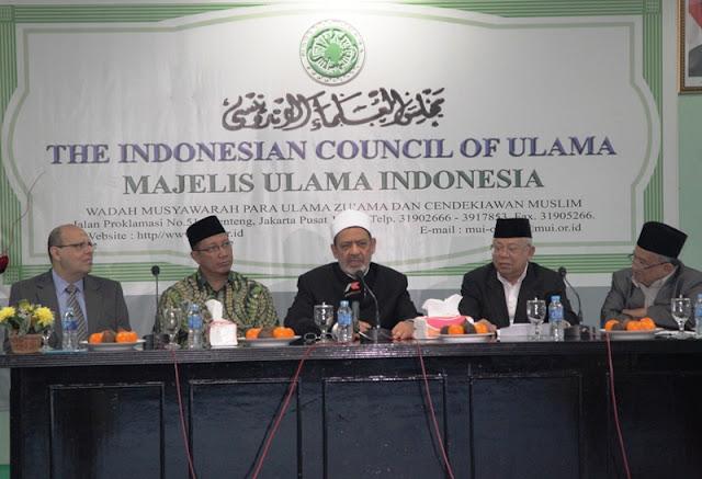 Walau Sesat, tapi Syiah Masih Saudara Muslim kita (Memahami Pernyataan Grand Syaikh Al Azhar)