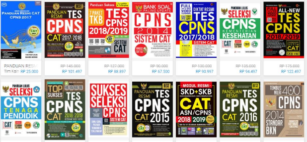 Download Gratis Ebook Bank Soal Cpns Terlengkap Gratiss