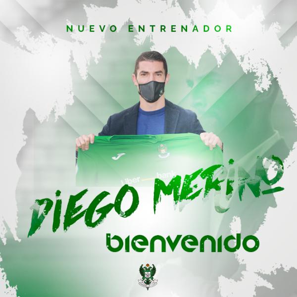Oficial: CD Toledo, firma el técnico Diego Merino