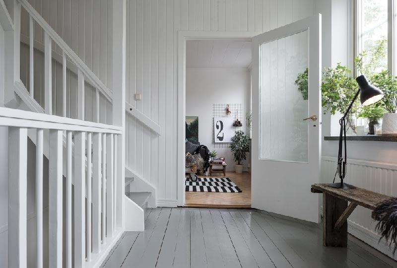 La riconversione di un'ex carpenteria vicino a Copenaghen