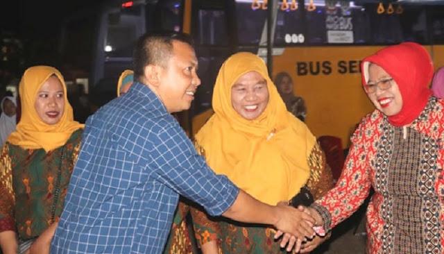 MBA Inaugurates School Bus Operation in Bontomatene