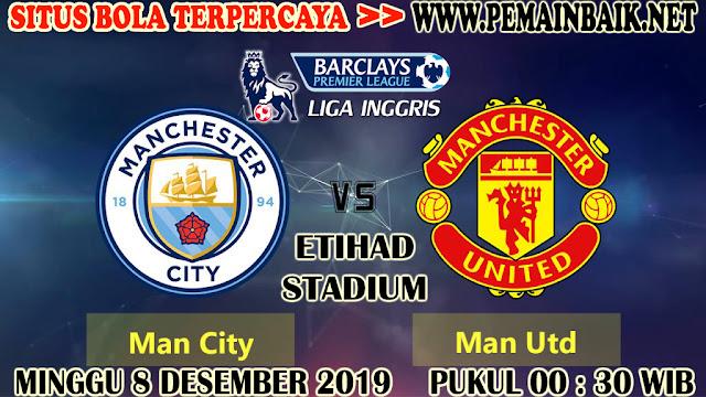 Partai Big Match Liga Inggris : Manchester City VS Manchester United