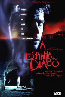 A Espinha do Diabo - DVDRip Dublado